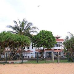 Отель The Sand Castle пляж