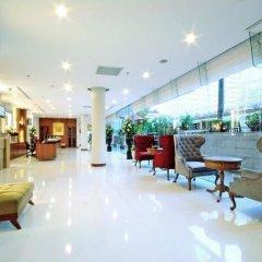 Отель Centre Point Saladaeng Бангкок интерьер отеля фото 2