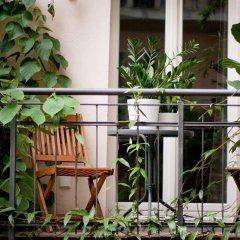 Отель Schoenhouse Apartments Германия, Берлин - отзывы, цены и фото номеров - забронировать отель Schoenhouse Apartments онлайн балкон
