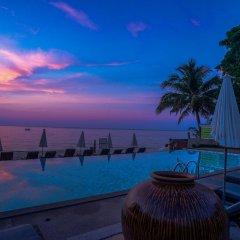 Отель Lamai Wanta Beach Resort бассейн