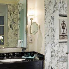 Отель Hôtel San Régis Франция, Париж - 2 отзыва об отеле, цены и фото номеров - забронировать отель Hôtel San Régis онлайн ванная