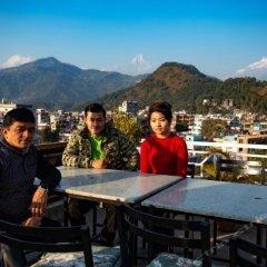 Отель Orchid Непал, Покхара - отзывы, цены и фото номеров - забронировать отель Orchid онлайн фото 6