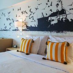 Отель Da Praia Norte сейф в номере