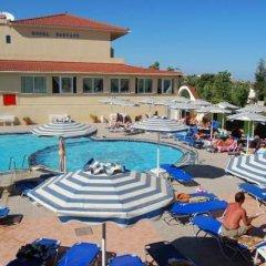 Fantasy Hotel - All Inclusive пляж фото 3