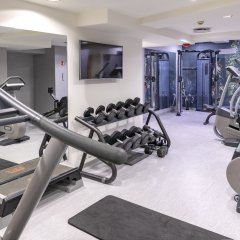 First Hotel Marin фитнесс-зал