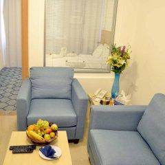 Отель Khuttar Apartments Иордания, Амман - отзывы, цены и фото номеров - забронировать отель Khuttar Apartments онлайн балкон