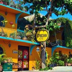 Отель Cabo Inn бассейн