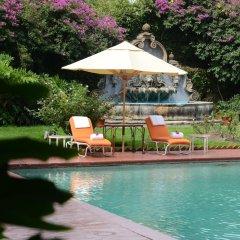 Hotel Misión Guadalajara Carlton бассейн фото 2