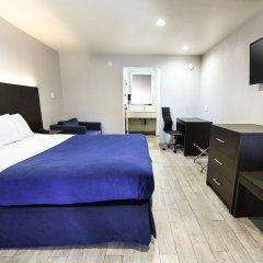 Отель Hollywood Inn Express LAX комната для гостей