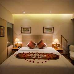 Отель Mingshen Golf & Bay Resort Sanya комната для гостей фото 4