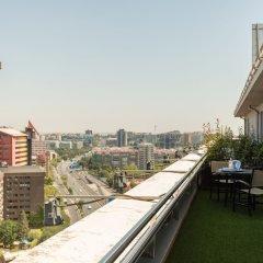 Отель Abba Madrid HotelSuperior Испания, Мадрид - отзывы, цены и фото номеров - забронировать отель Abba Madrid HotelSuperior онлайн балкон