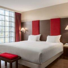 Отель NH Amsterdam Schiphol Airport Нидерланды, Хофддорп - 3 отзыва об отеле, цены и фото номеров - забронировать отель NH Amsterdam Schiphol Airport онлайн комната для гостей фото 3