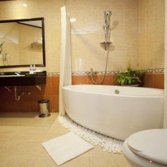 Asean HaLong Hotel ванная