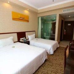 Отель Shenzhen Caiwuwei Hotel Китай, Шэньчжэнь - отзывы, цены и фото номеров - забронировать отель Shenzhen Caiwuwei Hotel онлайн комната для гостей фото 2