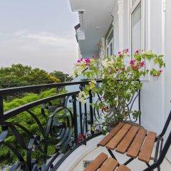 Отель Golden Palm Villa Вьетнам, Хойан - отзывы, цены и фото номеров - забронировать отель Golden Palm Villa онлайн балкон