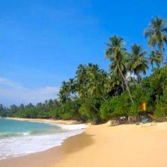 Отель Hibiscus Villa пляж