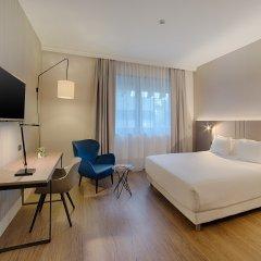 Отель NH Roma Villa Carpegna комната для гостей