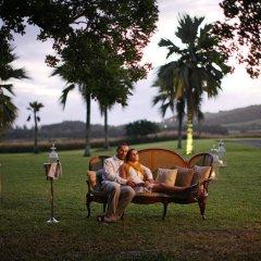 Отель Heritage Le Telfair Golf & Wellness Resort фитнесс-зал фото 4