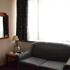 Гостиница Лыбидь Киев комната для гостей фото 5