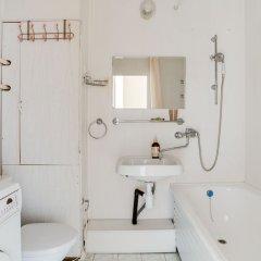 Отель FlatStar on Mezhdunarodnoy 34 Москва ванная
