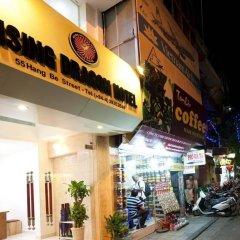 Отель Rising Dragon Legend Hotel Вьетнам, Ханой - отзывы, цены и фото номеров - забронировать отель Rising Dragon Legend Hotel онлайн вид на фасад