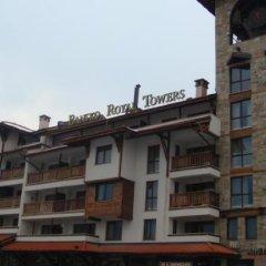 Bansko Royal Towers Hotel балкон