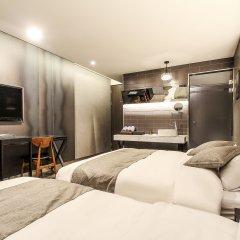 Отель 2.4 Южная Корея, Сеул - отзывы, цены и фото номеров - забронировать отель 2.4 онлайн комната для гостей фото 3