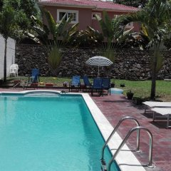 Отель Casa Colonial Bed And Breakfast Гондурас, Сан-Педро-Сула - отзывы, цены и фото номеров - забронировать отель Casa Colonial Bed And Breakfast онлайн бассейн фото 3