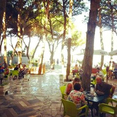 Отель Ylberi Албания, Голем - отзывы, цены и фото номеров - забронировать отель Ylberi онлайн бассейн