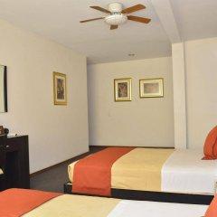 Hotel Porto Alegre комната для гостей
