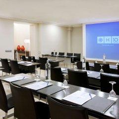Отель H10 Villa de la Reina Boutique Hotel Испания, Мадрид - отзывы, цены и фото номеров - забронировать отель H10 Villa de la Reina Boutique Hotel онлайн помещение для мероприятий