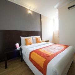 Отель OYO Rooms Jalan Petaling Малайзия, Куала-Лумпур - отзывы, цены и фото номеров - забронировать отель OYO Rooms Jalan Petaling онлайн комната для гостей фото 2