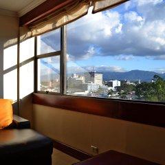 Отель Crowne Plaza San Jose Corobici комната для гостей