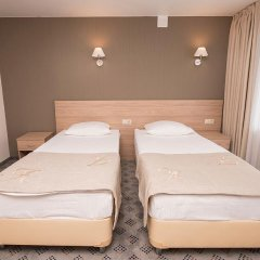 Гостиница AMAKS Центральная Стандартный номер 2 отдельными кровати фото 22