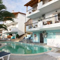 Отель Golden Sun Village Греция, Пефкохори - отзывы, цены и фото номеров - забронировать отель Golden Sun Village онлайн бассейн