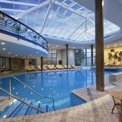 Отель Bristol Buja Италия, Абано-Терме - 2 отзыва об отеле, цены и фото номеров - забронировать отель Bristol Buja онлайн бассейн