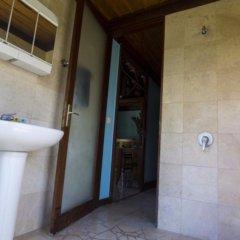 Отель Oa Oa Lodge Французская Полинезия, Бора-Бора - отзывы, цены и фото номеров - забронировать отель Oa Oa Lodge онлайн ванная