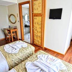 Santa Ottoman Hotel Турция, Стамбул - 1 отзыв об отеле, цены и фото номеров - забронировать отель Santa Ottoman Hotel онлайн удобства в номере