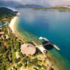 Отель MerPerle Hon Tam Resort Вьетнам, Нячанг - 2 отзыва об отеле, цены и фото номеров - забронировать отель MerPerle Hon Tam Resort онлайн пляж