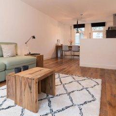 Апартаменты Amsterdam apartments - Westerpark area комната для гостей фото 4
