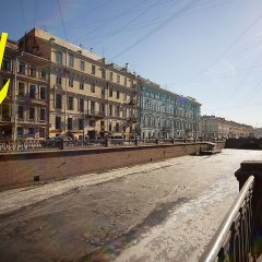 Апартаменты Home4day Apartment on Griboyedov Canal пляж фото 2