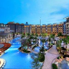 Resorts World Sentosa - Hard Rock Hotel Сингапур бассейн