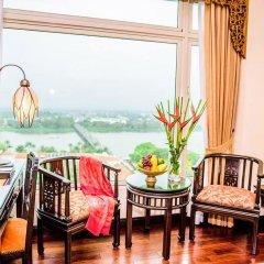 Imperial Hotel Hue балкон