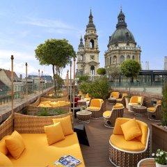 Aria Hotel Budapest бассейн