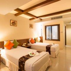 Отель Coconut Village Resort 4* Номер Делюкс с различными типами кроватей