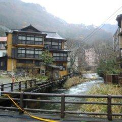Отель Motoyu Arimaya Япония, Айдзувакамацу - отзывы, цены и фото номеров - забронировать отель Motoyu Arimaya онлайн балкон
