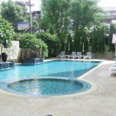 Crown Pattaya Beach Hotel бассейн фото 2