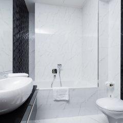 Отель EMPIRENT Aquarius Apartments Чехия, Прага - отзывы, цены и фото номеров - забронировать отель EMPIRENT Aquarius Apartments онлайн ванная фото 2