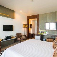 Отель Baboona Beachfront Living комната для гостей