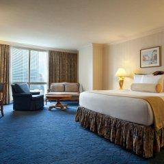 Отель Paris Las Vegas 4* Стандартный номер с различными типами кроватей фото 14